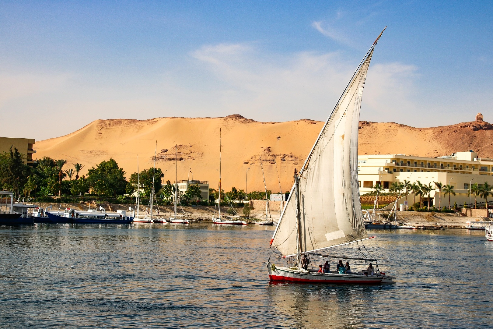 What to do in Aswan: explore the mysteries on the Westbank (NL)