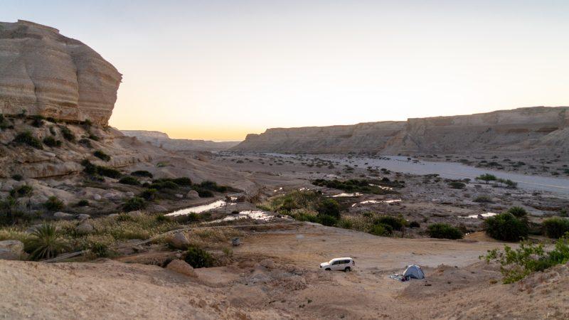 Oman – De Wadi's van Zuid-Oman