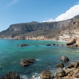 Dagtrip uit Salalah #2: Kliffen en Stranden van Fazayah en Shaat