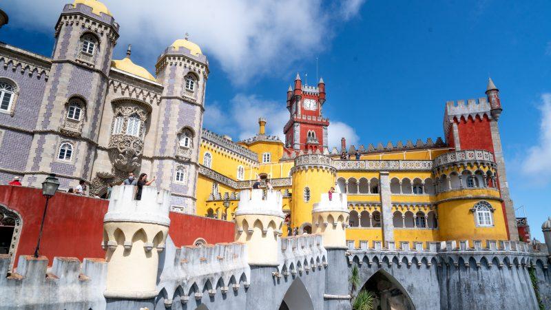 Sintra: Onze Tips voor Twee Dagen vol met Sprookjeskastelen