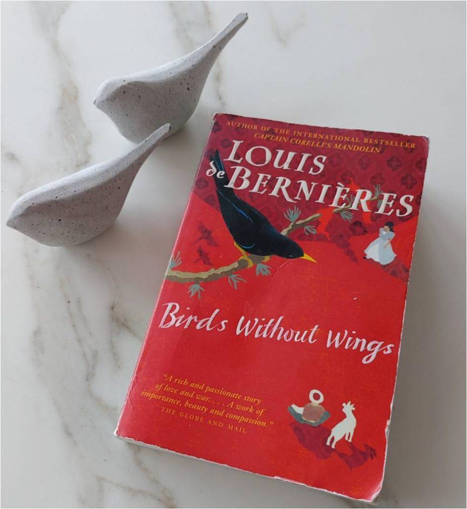 Book Cover - Birds without Wings - Louis de Bernières