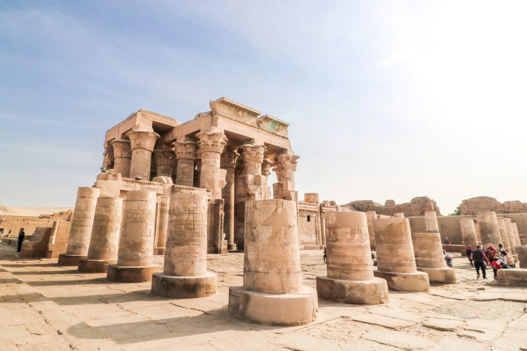 Kom Ombo tempel, Egypte