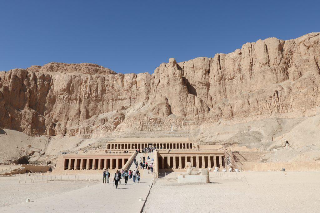 Tempel van Hatshesput, Egypte