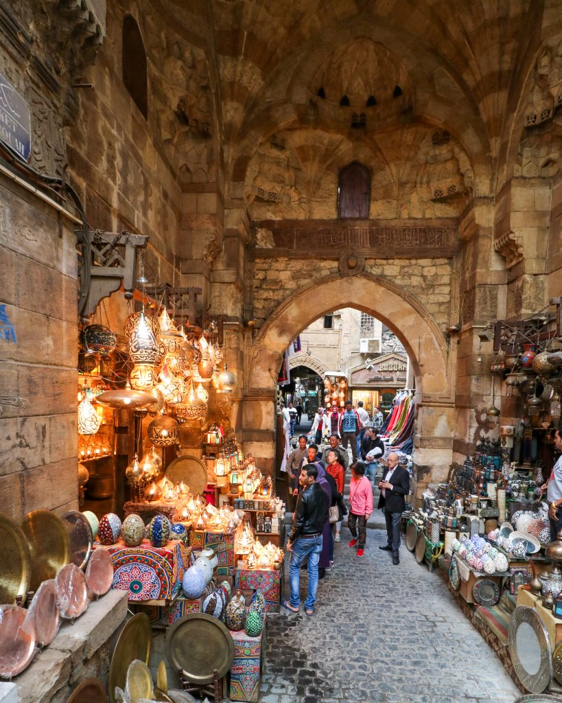 Old City, Cairo, Egypte