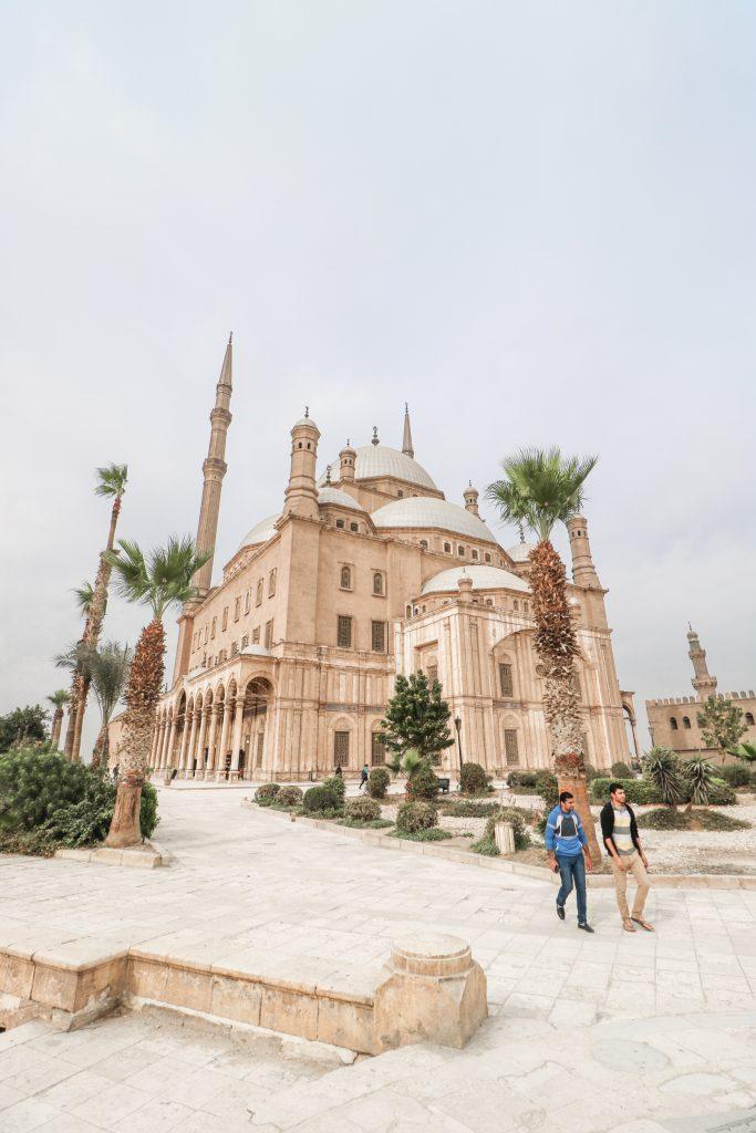 moskee Mohammed Ali, Cairo, Egypte