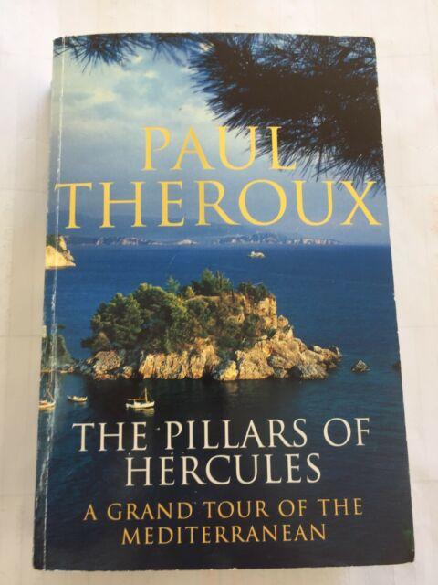Book Cover - The Pillars of Hercules - Paul Theroux