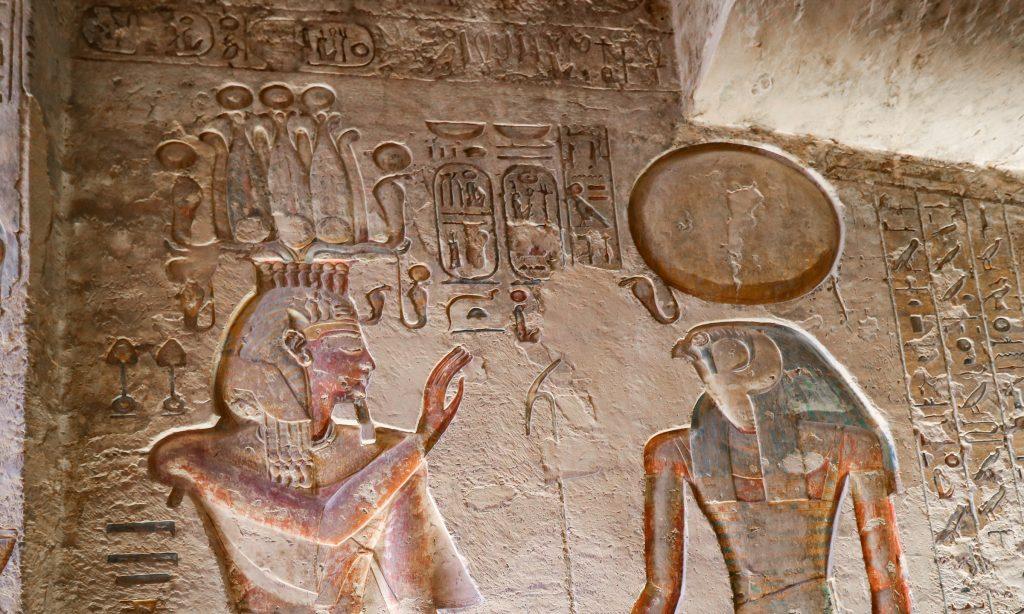 Vallei van de Koningen, Egypte