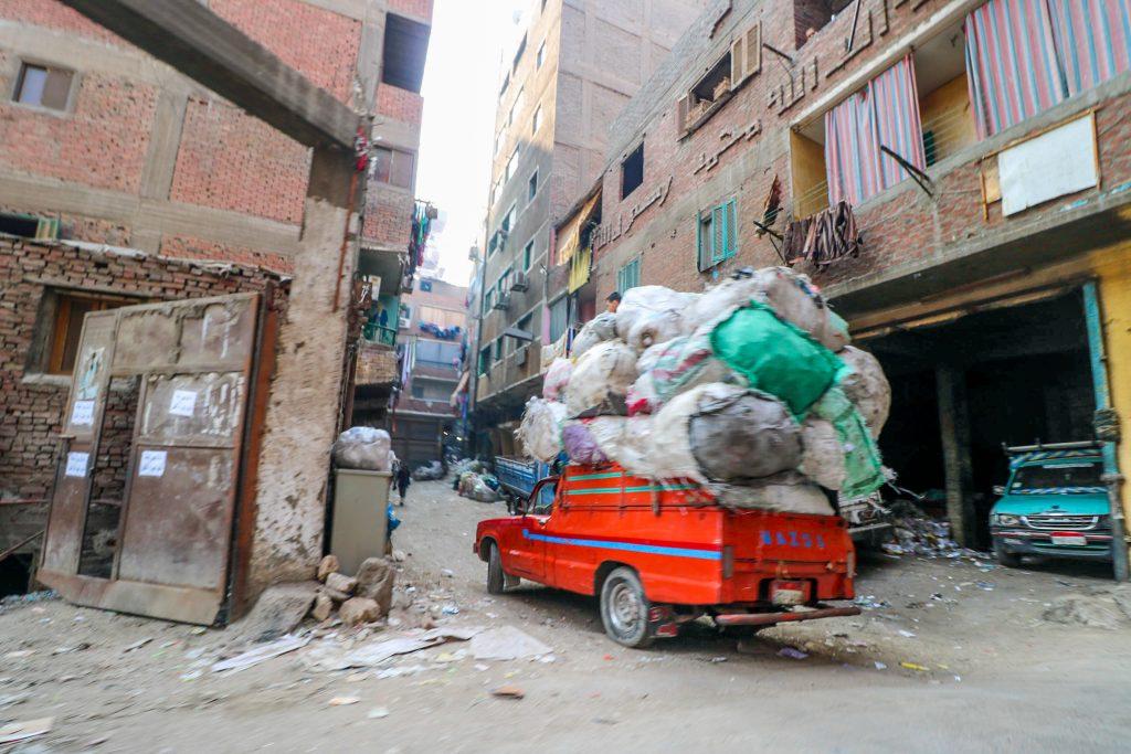 Manshiyat Naser, Caïro