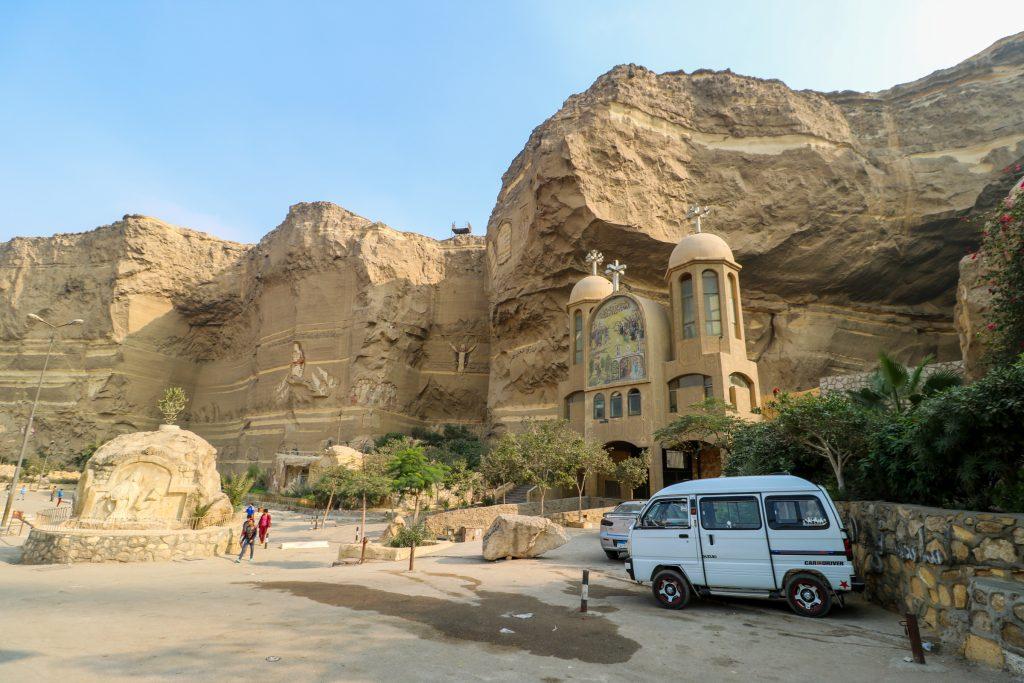 Grotkerk, Caïro, Egypte