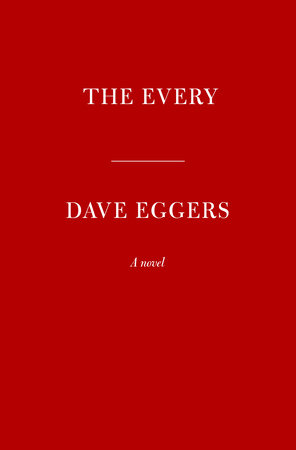 Placeholder for book cover The Every by Dave Eggers