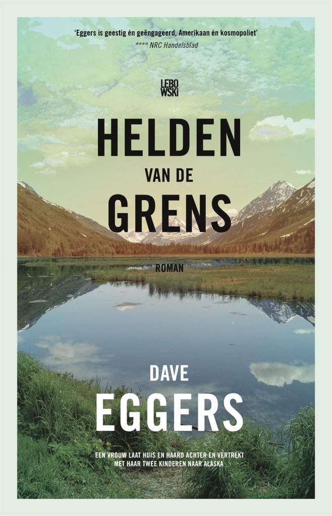 Book cover Helden van de Grens