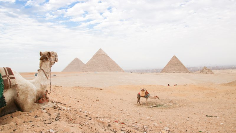 Nine things to know when visiting the pyramids of Egypt