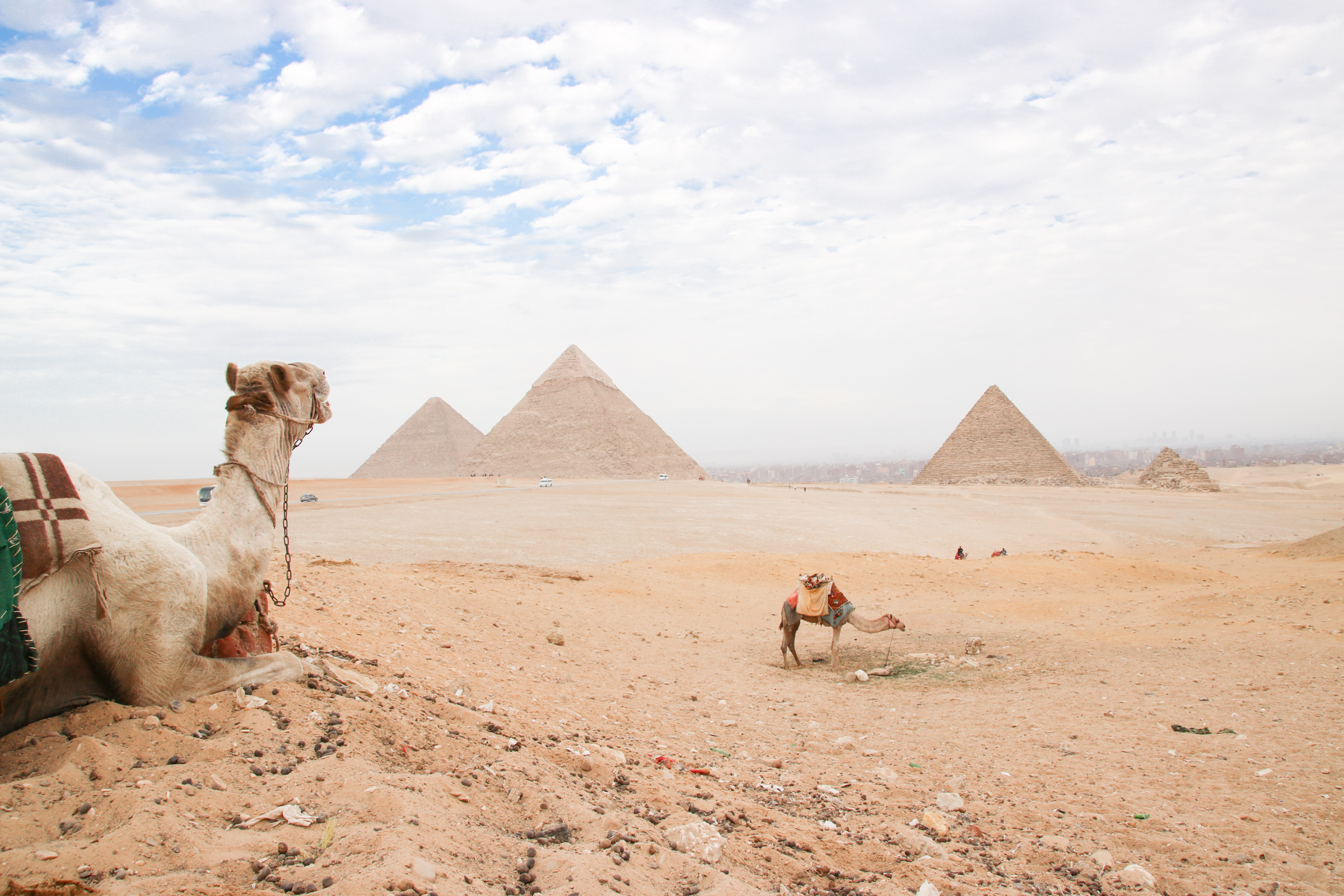 Nine things you want to know when visiting the pyramids of Egypt